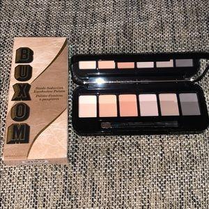 Buxom suede seduction eyeshadow palette NWT